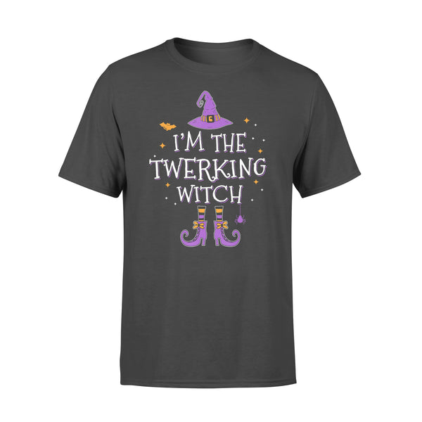 I'm The Twerking Witch Halloween Matching Group T-shirt L By AllezyShirt