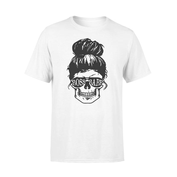 Skull Boss Babe T-shirt L By AllezyShirt