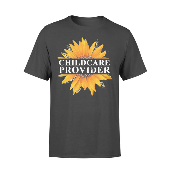 Sunflower Childcare Provider Love What You Do T-shirt L By AllezyShirt