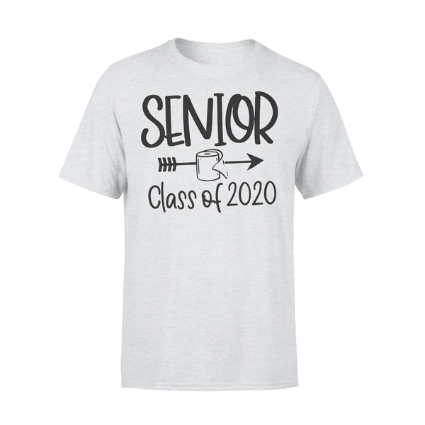Seniors Class Of 2020 Toilet Paper Shirt XL By AllezyShirt