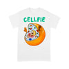 Biology Cellfie T-shirt L By AllezyShirt