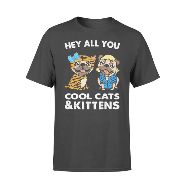 Bulldogs Hey All You Cool Cats And Kittens Shirt L By AllezyShirt