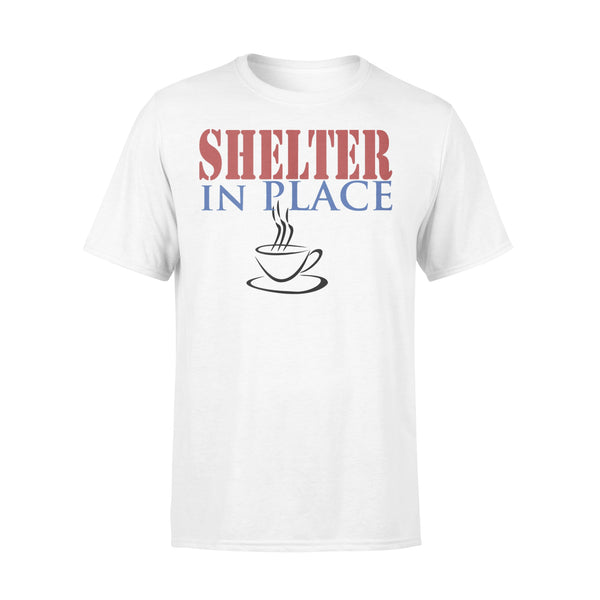 Shelter In Place With Tea Shirt L By AllezyShirt