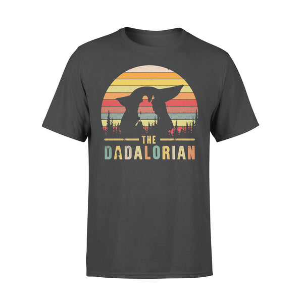 Father's Day The Dadalorian Vintage T-shirt L By AllezyShirt