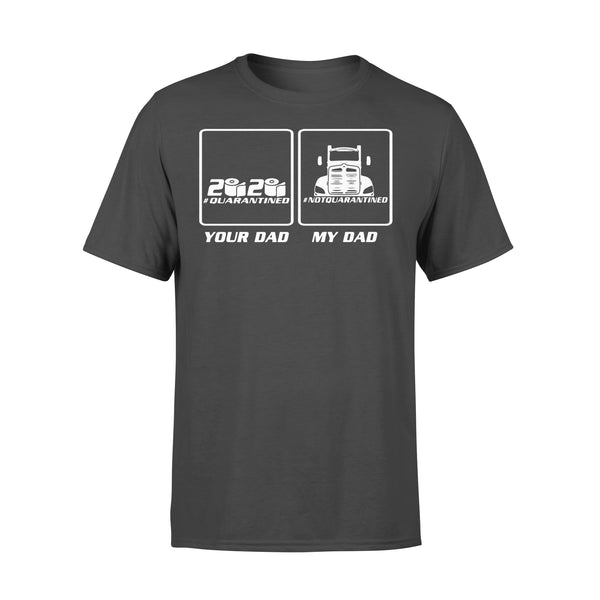 My Dad Truck Driver T-shirt L By AllezyShirt
