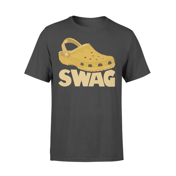 Summer Beach Croc Shoe Swag T-shirt L By AllezyShirt