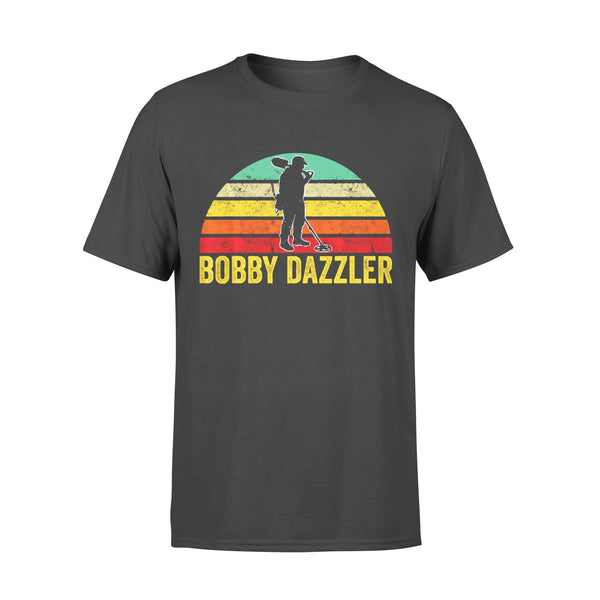 Bobby Dazzler Treasure Hunting Metal Detecting T-shirt L By AllezyShirt