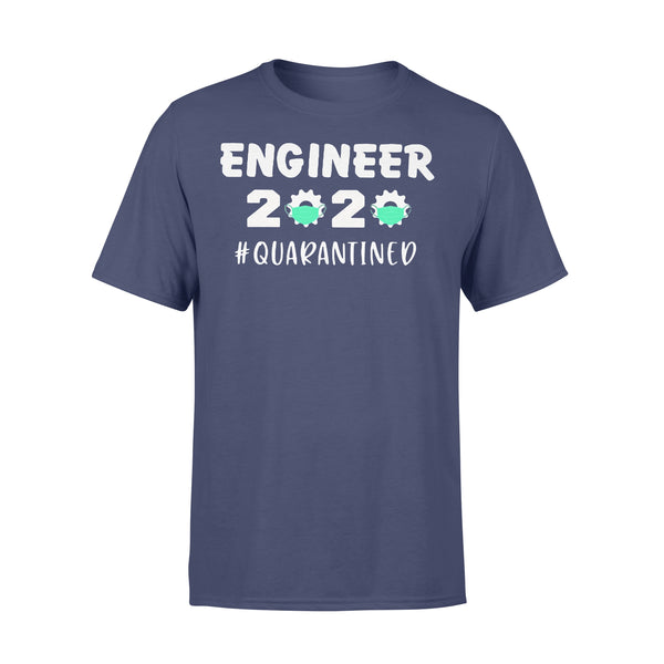 Engineer 2020 Quarantined Covid-19 Shirt XL By AllezyShirt