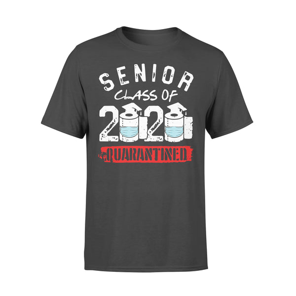 Senior Class Of 2020 Quarantine Graduation Toilet Papers Shirt L By AllezyShirt
