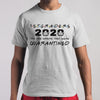 1St Graders Graduation 2020 The One Where They Were Quarantined Covid-19 Shirt S By AllezyShirt