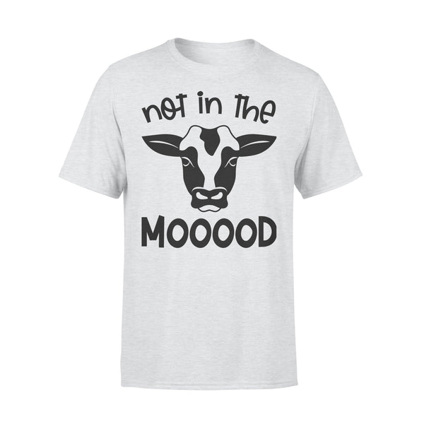 Cow Not In The Mood Shirt XL By AllezyShirt