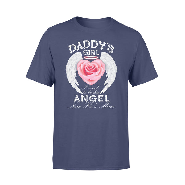 Daddy's Girl Fused To Be His Angel Now He's Mine XL By AllezyShirt