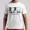 2020 Toilet Paper Hello 24 Quarantined Shirt S By AllezyShirt