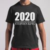 2020 Written By Stephan King T-shirt M By AllezyShirt