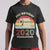 21St Birthday 2020 Quarantine Vintage T-shirt