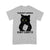 Black Cat Toilet Paper Your Butt Napkins My Lady - T-Shirt