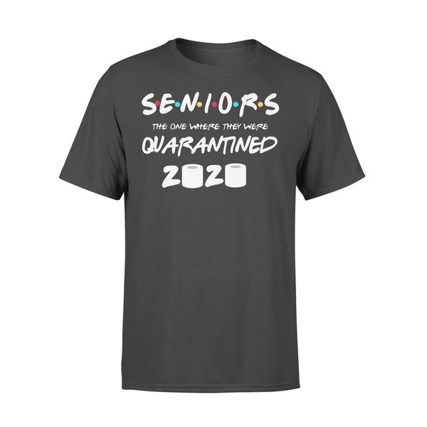 Senior 2020 Quarantine Shirt L By AllezyShirt
