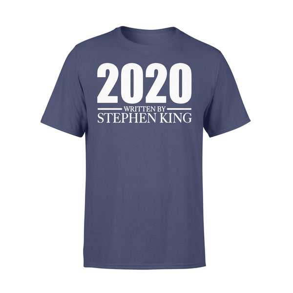 2020 Written By Stephan King T-shirt XL By AllezyShirt