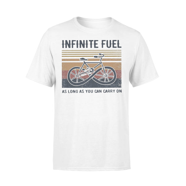 Infinite Fuel As Long As You Can Carry On Vintage T-shirt L By AllezyShirt