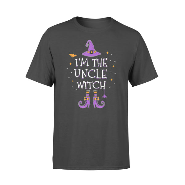 I'm The Uncle Witch Halloween Matching Group Costume T-shirt L By AllezyShirt
