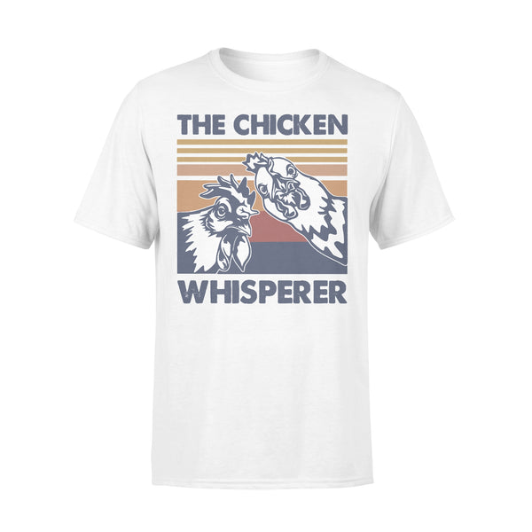 The Chicken Whisperer Roster Vintage T-shirt L By AllezyShirt