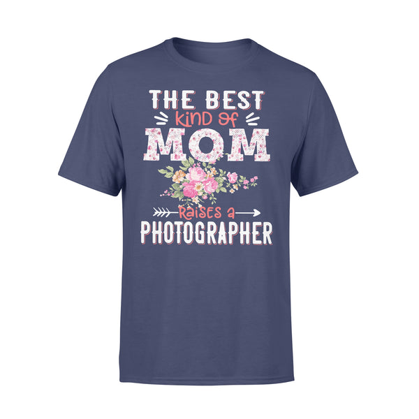 The Best Kind Of Mom Raises A Photographer T-shirt XL By AllezyShirt