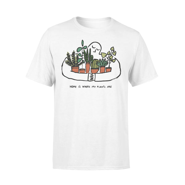 Home Is Where My Plants Are 2020 Shirt L By AllezyShirt