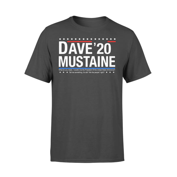 Dave Mustaine 2020 T-shirt L By AllezyShirt