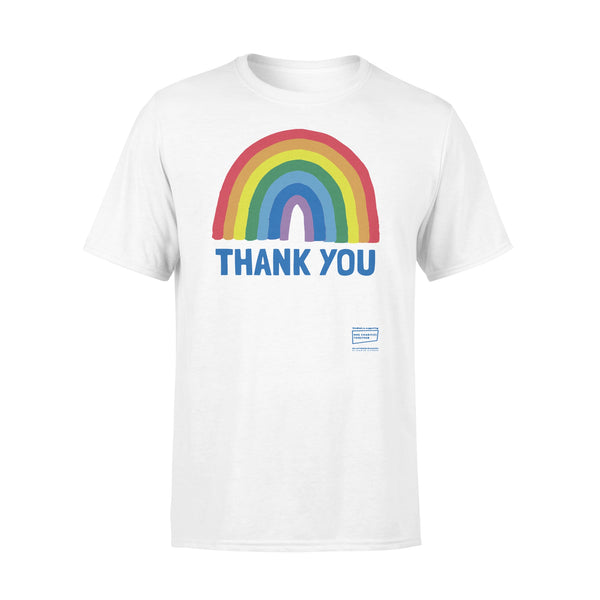 Thank You Nhs T-shirt L By AllezyShirt