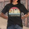 30Th And Quarantined Toilet Paper 2020 Vintage T-shirt S By AllezyShirt