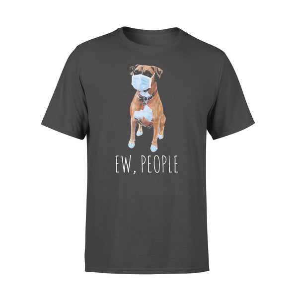 Bulldog Ew People Covid-19 2020 Shirt L By AllezyShirt