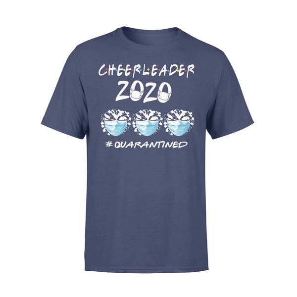 Cheerleader 2020 #quarantined Shirt XL By AllezyShirt