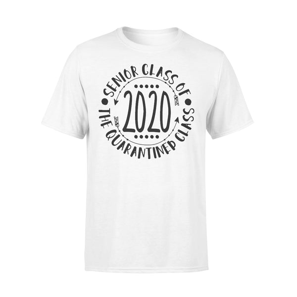 Seniors Class Of The Quarantined Class 2020 Shirt L By AllezyShirt