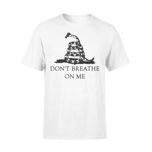 Don't Breathe On Me Shirt L By AllezyShirt