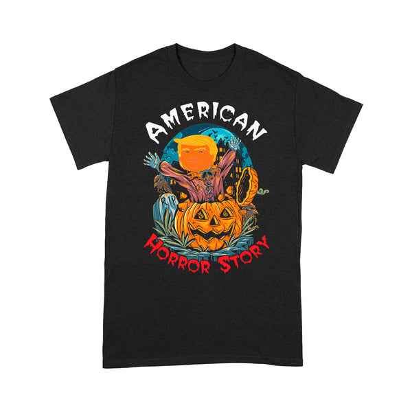 American Horror Story Donald Trump Halloween T-shirt L By AllezyShirt