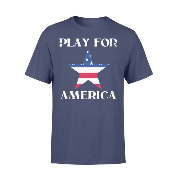 Play For America Shirt XL By AllezyShirt