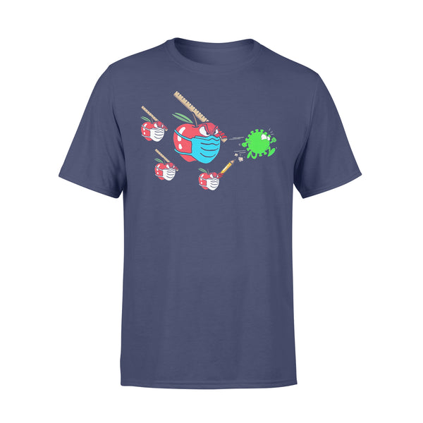 Apple Teachers Coronavirus 2020 Shirt