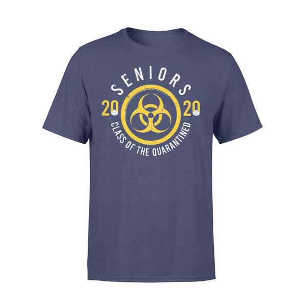 Biohazard Symbol Seniors 2020 Class Of The Quarantine T-shirt XL By AllezyShirt