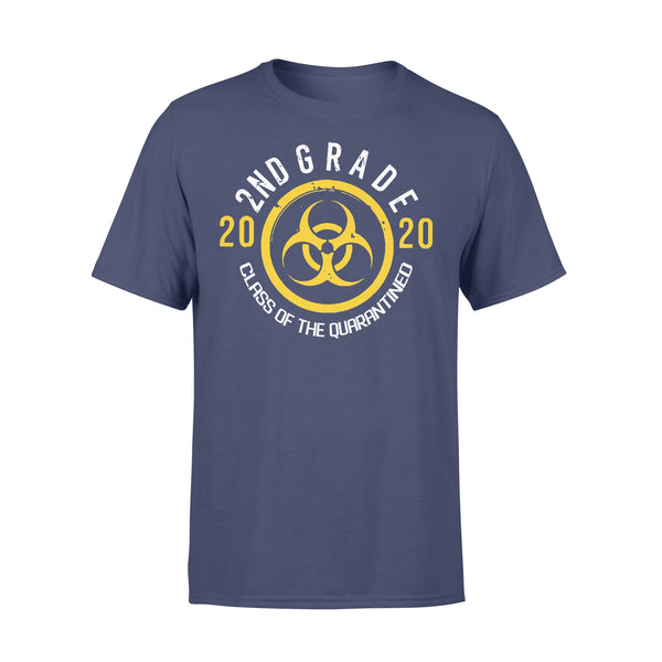 Biohazard 2Nd Grade 2020 Class Of The Quarantined T-shirt XL By AllezyShirt