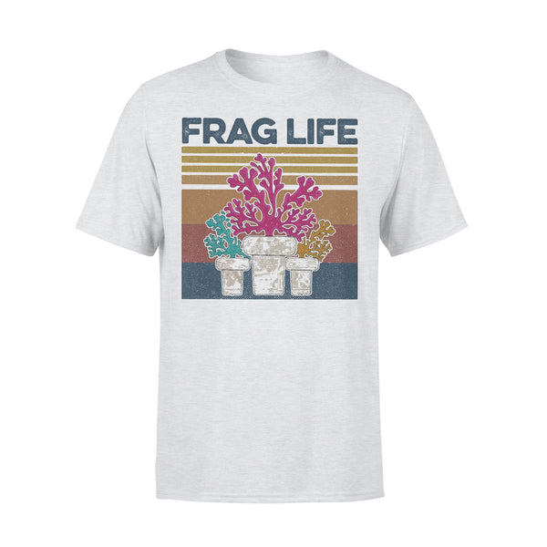 Frag Life Aquarium Vintage Retro T-shirt XL By AllezyShirt