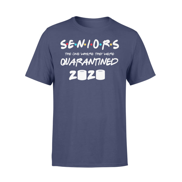 Senior 2020 Quarantine Shirt XL By AllezyShirt