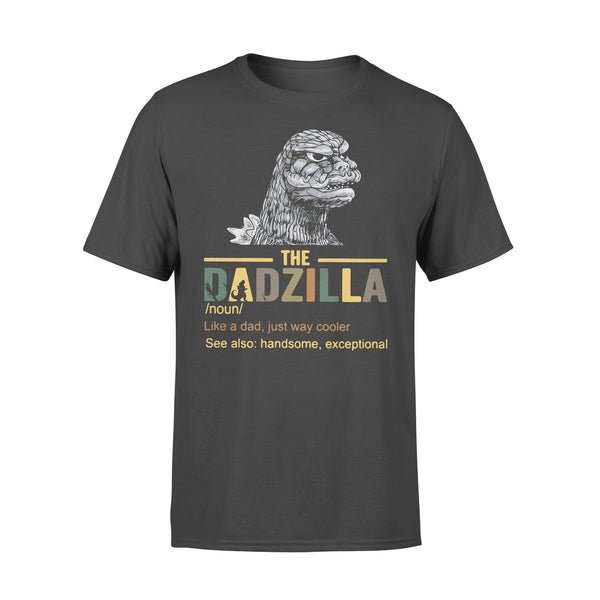 The Dadzilla Like A Dad Just Way Cooler T-shirt L By AllezyShirt
