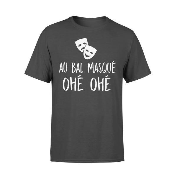 Au Bal Masque Ohe Ohe T-shirt L By AllezyShirt