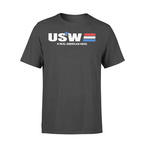 Usw A Real American Hero Star T-shirt L By AllezyShirt