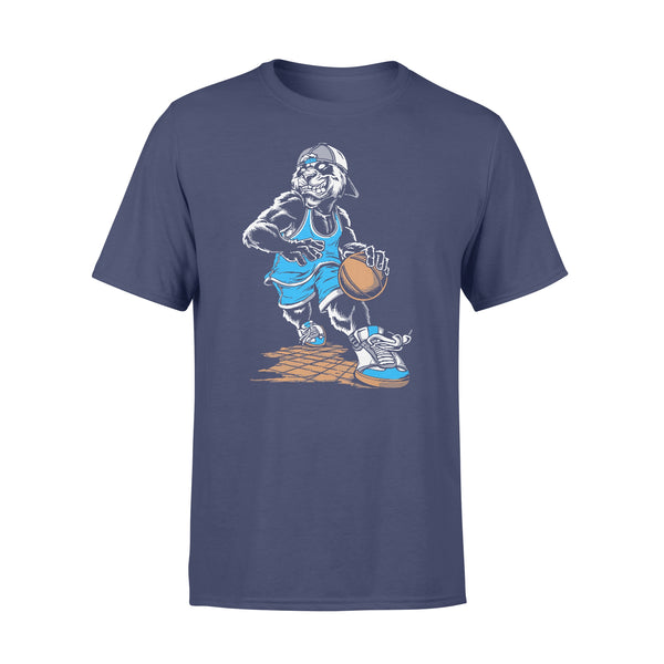 The Best Wolf Basketball Player Shirt XL By AllezyShirt