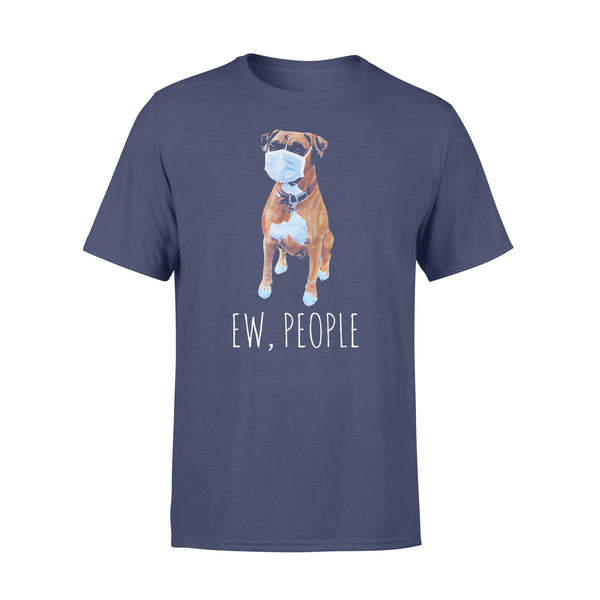 Bulldog Ew People Covid-19 2020 Shirt XL By AllezyShirt