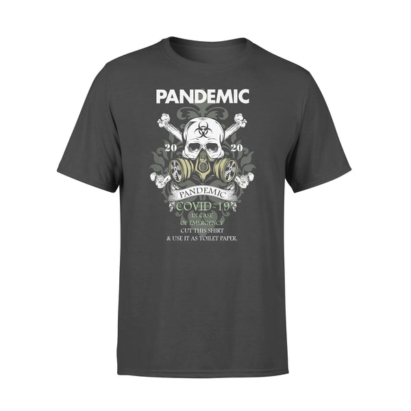 Pandemic Covid-19 Use It As Toilet Paper T-shirt L By AllezyShirt