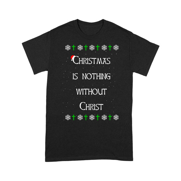Chistmas Is Nothing Without Chris Ugly T-shirt L By AllezyShirt