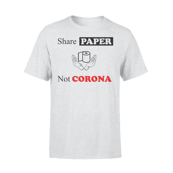 Share Paper Not Corona XL By AllezyShirt