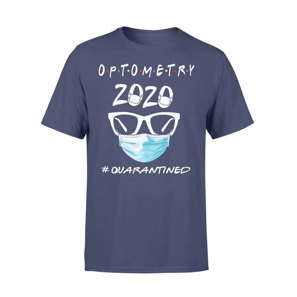 Optometry 2020 Quarantined Shirt XL By AllezyShirt